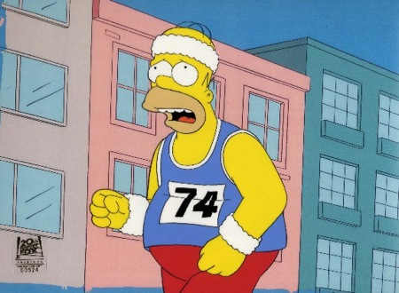 homer running What do you run?