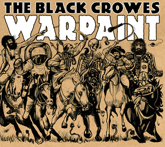 the black crowes   warpaint Album Review: The Black Crowes   Warpaint