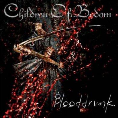 blooddrunk Album Review: Children Of Bodom   Blooddrunk
