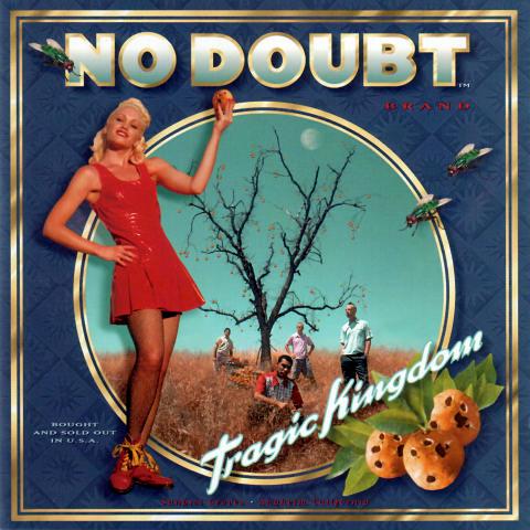 no doubt   tragic kingdom Guilty Pleasure: No Doubt   Tragic Kingdom