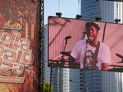 blocparty Lollapalooza in Review: Friday, August 1st