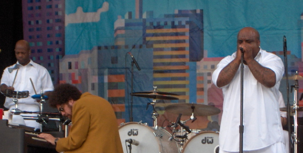 gnarls1 New American Music Union: Day Two in Review