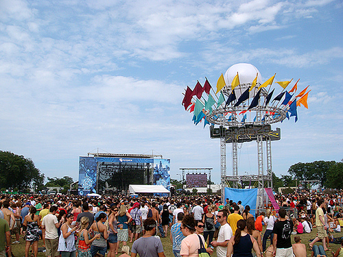 lollaginger Court of the Ginger King: Lolla Rant for Your Eyes Pleasure