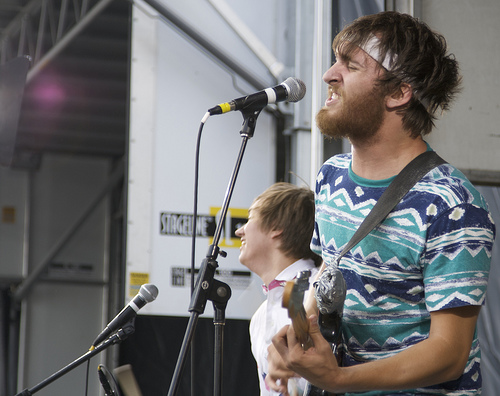 math New American Music Union: Day Two in Review