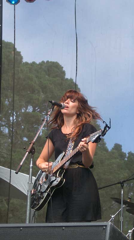 nicole atkins Outside Lands in Review: Day Three (8/24)
