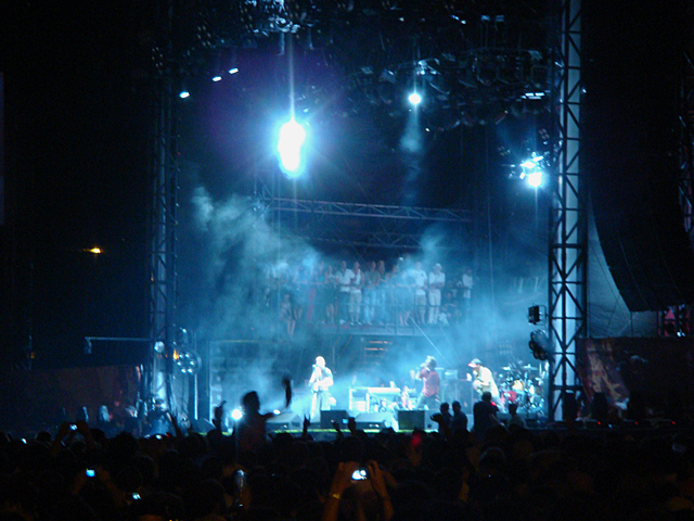 photo7 Lolla Main Event: Rage Against the Machine (8/2)