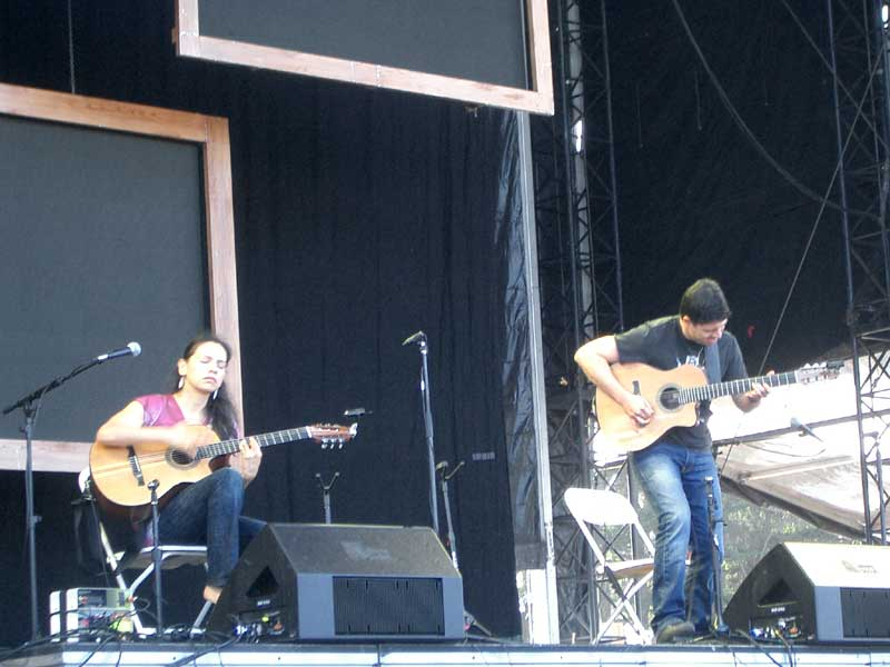 rodrigo y gabriela Outside Lands in Review: Day Three (8/24)