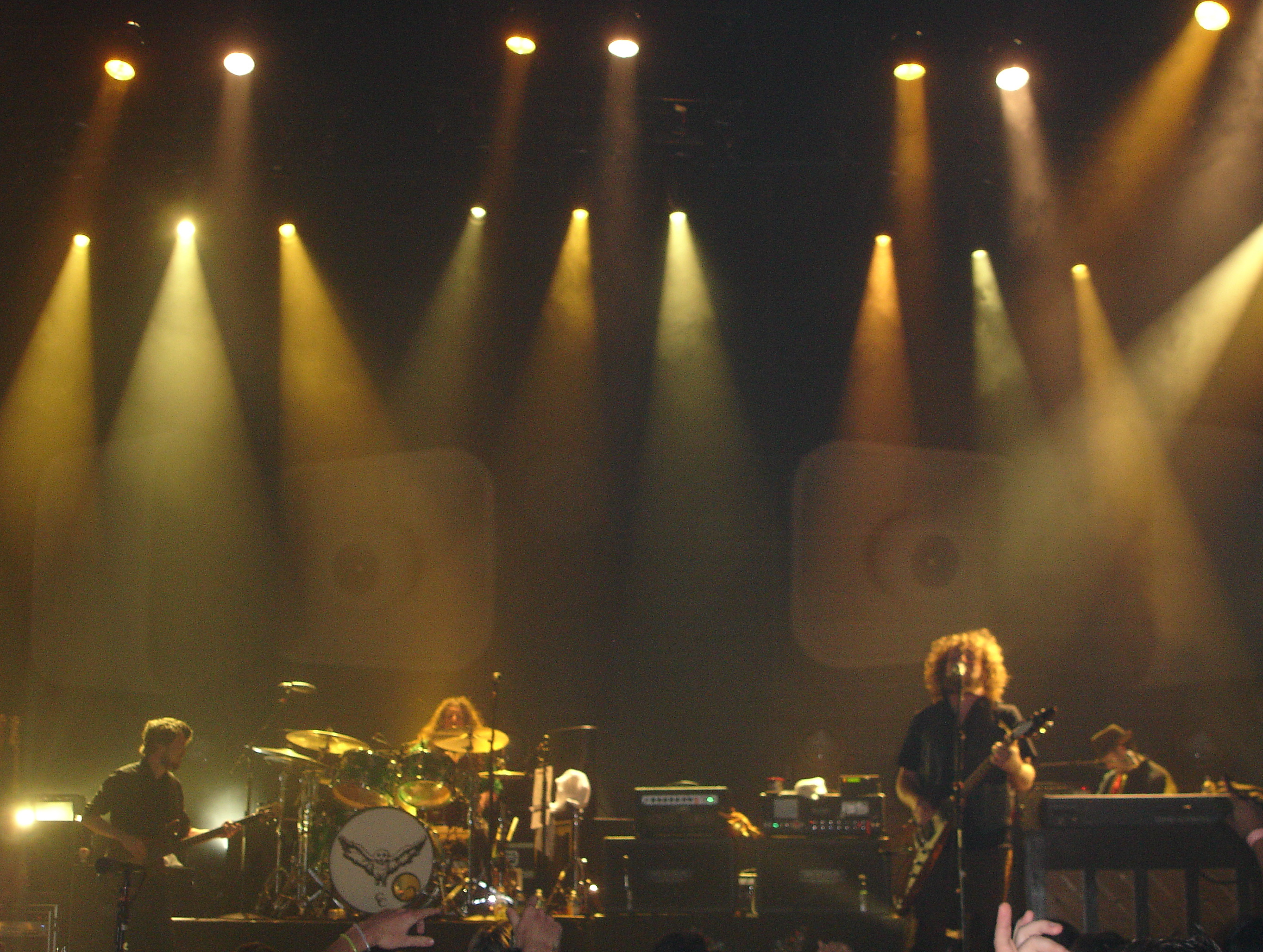 1 My Morning Jacket scorches South Beach (8/29)