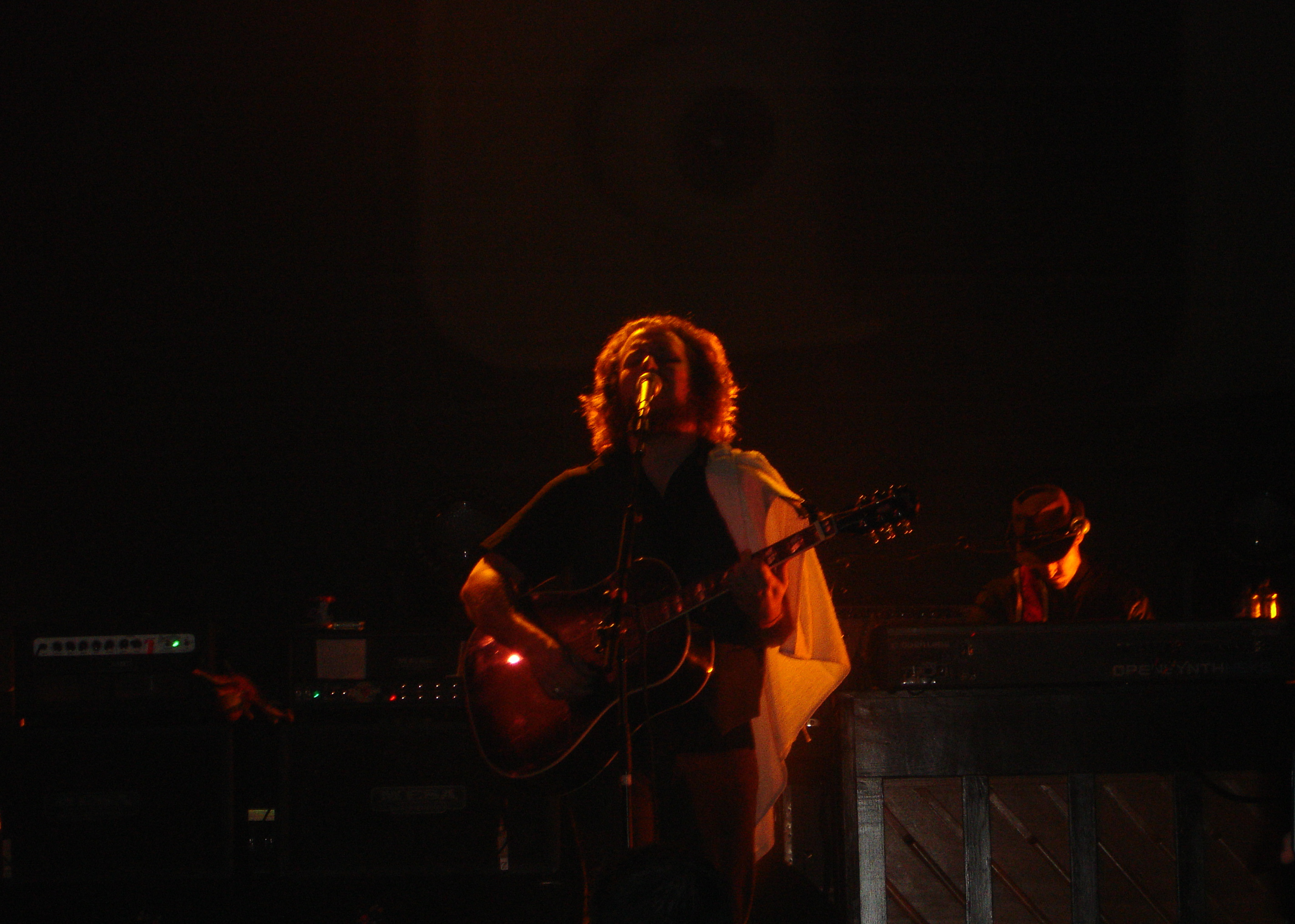 3 My Morning Jacket scorches South Beach (8/29)