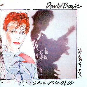 davidbowiescarymonsterscover Tricks or Treats: Scary Monsters (and Super Creeps)