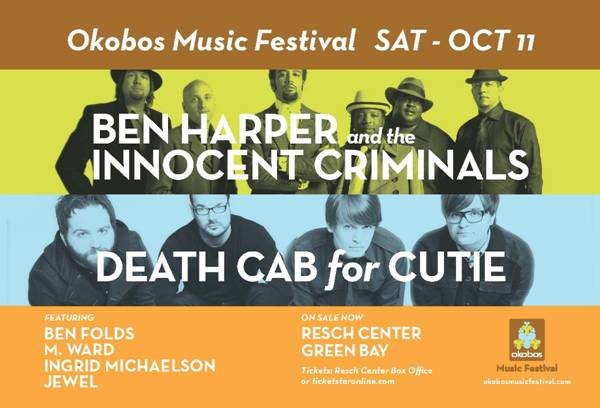 image001 CoS Giveaway: OKOBOS Music Festival