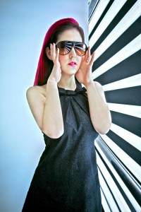 liz shades 200x300 Interview: Liz Enthusiasm (of Freezepop)