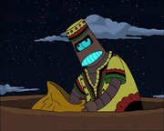 180px kwanzaa bot Court of the Ginger King: 2008, We Hardly Knew Ye!