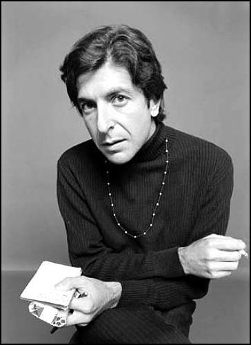 cohenbig Rock History 101: Leonard Cohen   The Partisan