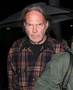 neilyoung1 243x300 Neil Young goes mental on new album
