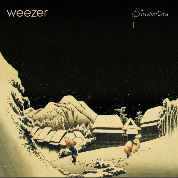 pinkerton cover What if Weezers Pinkerton was a major success in 1996?