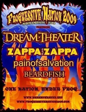 progressive Dream Theater plans new album, Progressive Nation tour