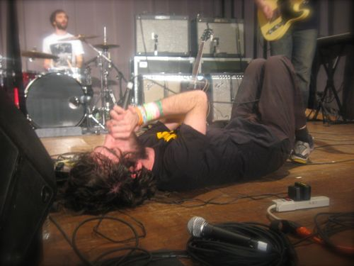 tits Los Campesinos! & Titus Andronicus overwhelm Michigan (2/10)