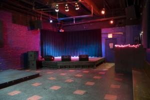 bkstgfromentrance 300x201 Where We Live: The Black Cat   Washington, DC