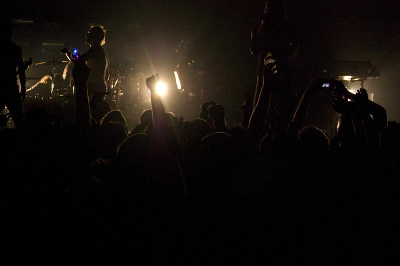 bandshotlight The Prodigy stomps through Congress Theater (5/23)