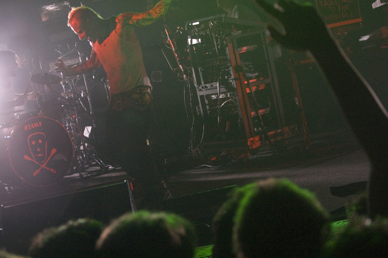 liamjumping The Prodigy stomps through Congress Theater (5/23)