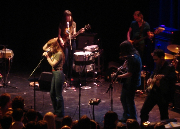 jenny lewis 023 Jenny Lewis drops by Chicagos Park West (6/5)