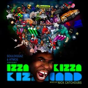 kizzaland front 300x300 Interview: Izza Kizza