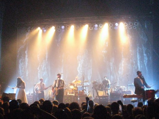 picture 4 The Decemberists light up Columbus (6/1)