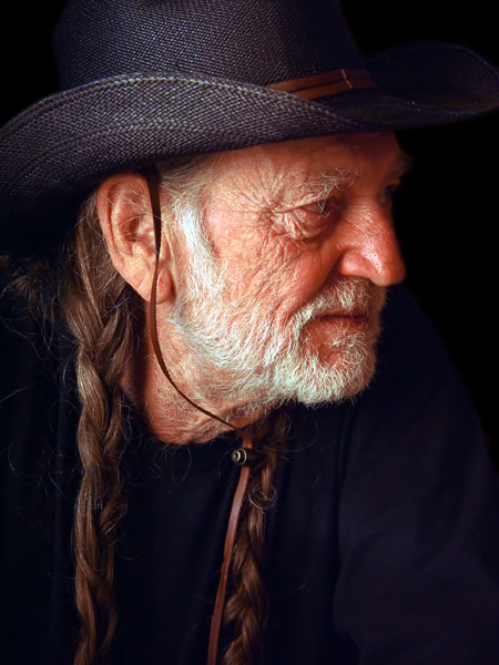 willie nelson 1a The Bob Dylan Show swings for the fences in Washington, PA (7/13)