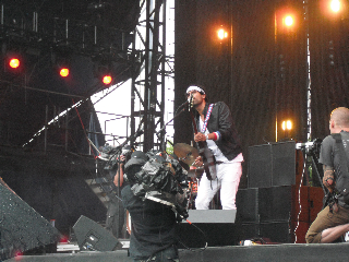 hey champ 1006 Live at Lollapalooza 09: Day 1