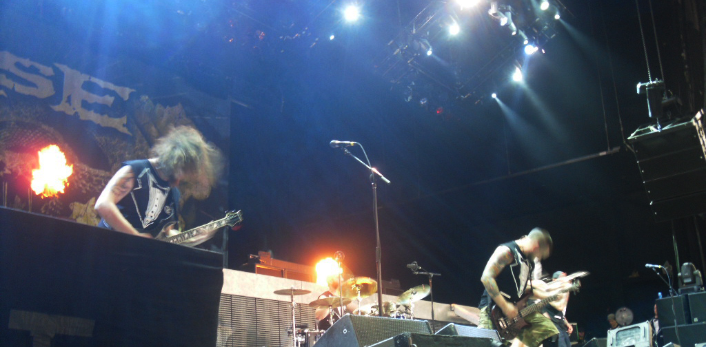 Mayhem Festival, VA