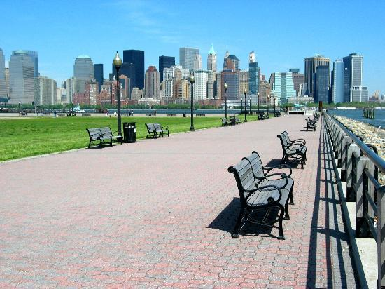 liberty state park with Where We Live: Liberty State Park   Jersey City, NJ