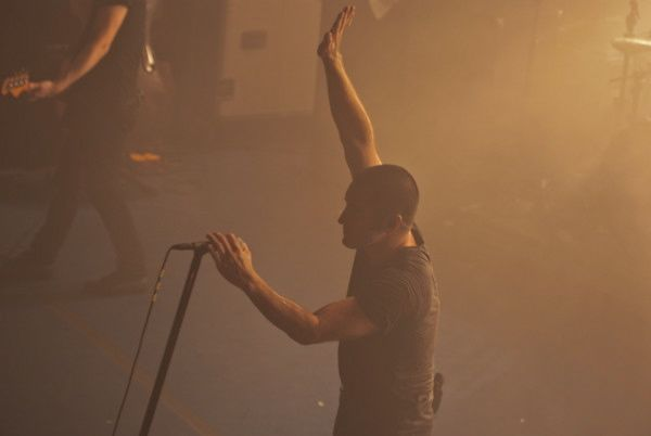 nin8 Nine Inch Nails wave farewell to Terminal 5 (8/25)