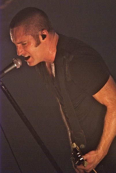nin9 Nine Inch Nails wave farewell to Terminal 5 (8/25)
