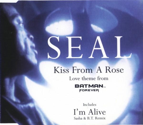 seal 600x526 Break Yo TV: Seal   Kiss from a Rose