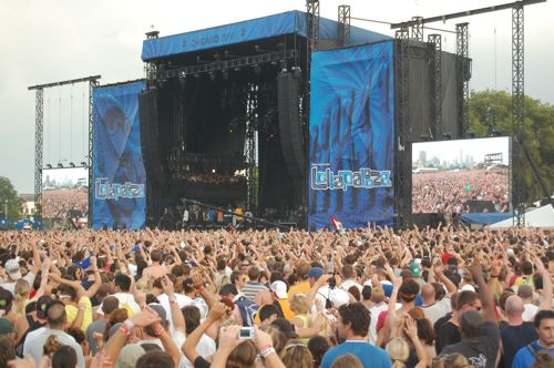snoop Live at Lollapalooza '09: Day 3