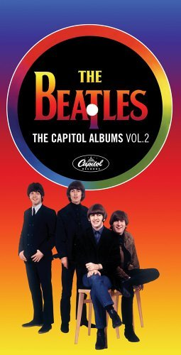 beatlescapitolalbumsvol2albumcover Album Review: The Beatles   Past Masters [Remastered]