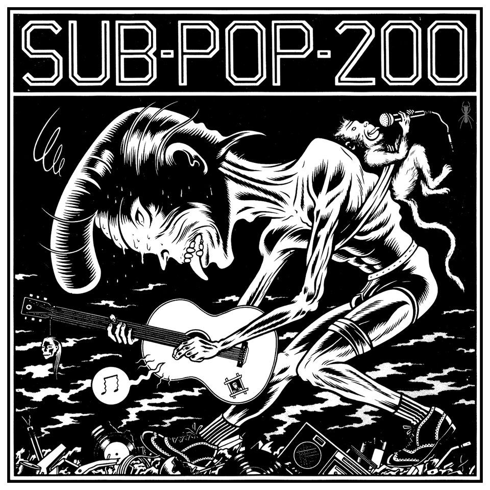 sub pop The Top 10 Grunge Albums of All Time
