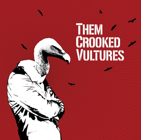 cover452 Them Crooked Vultures sets date for debut