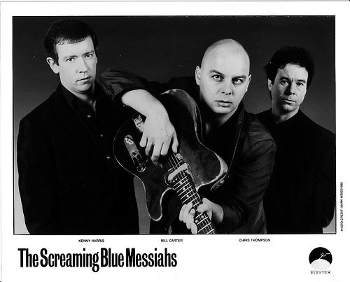 3199165459 9a4fd76cd8 Interview: Chris Thompson (of The Screaming Blue Messiahs)