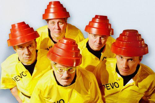 devo Devo are not men; are Devo at the Vic Theater (11/12)