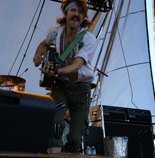 gogol bordello CoS at Voodoo Experience 09: Beware the Ghouls