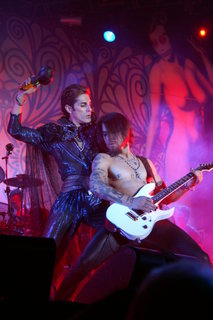 janes addiction 2 CoS at Voodoo Experience 09: Beware the Ghouls