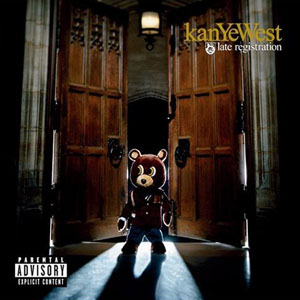 kanye west late registration CoS Top of the Decade: The Albums
