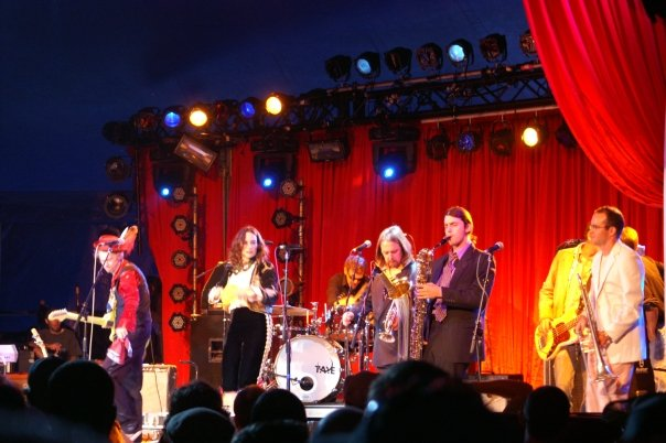 squirrel nut zippers CoS at Voodoo Experience 09: Beware the Ghouls
