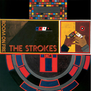 the strokes room on fire frontal CoS Top of the Decade: The Albums