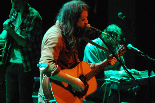 tillman3 Fleet Foxes J. Tillman brings big sound to a small crowd at the 9:30 Club