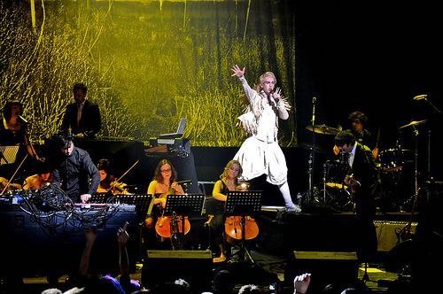 wolf11 Patrick Wolf writes history at the Palladium (11/15)
