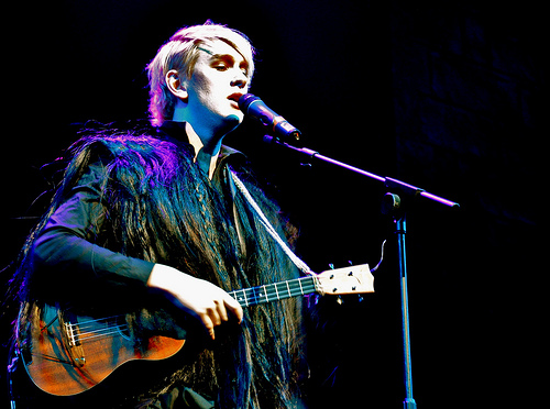 wolf2 Patrick Wolf writes history at the Palladium (11/15)
