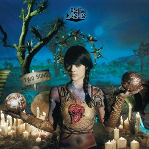 bat for lashes two suns CoS Year End Report: The Top 100 Albums of 09: 25 1